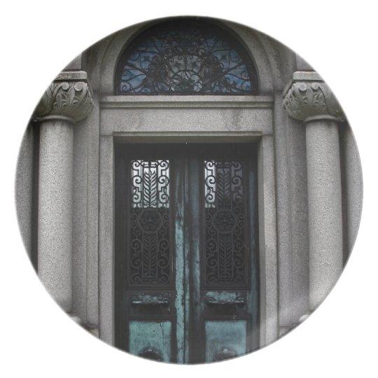 Eternal Doorways Dinner Plate