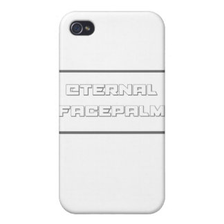 eternal facepalm iPhone 4/4S cover