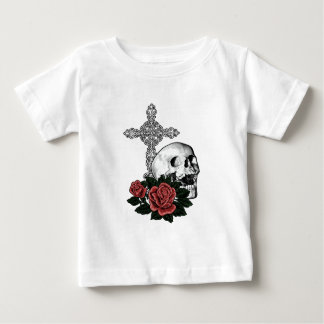 Eternal Faith Gothic Art Baby T-Shirt