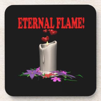 Eternal Flame Coasters