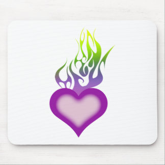 Eternal Flame Mouse Pad
