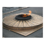Eternal flame post cards