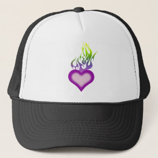 Eternal Flame Trucker Hat