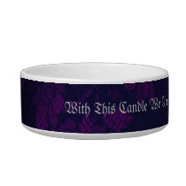 Eternal Handfasting/Wedding Cord/Candle/Ring Bowl