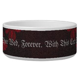 Eternal Handfasting/Wedding  Cord/Candle/Ring Bowl