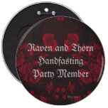 Eternal Handfasting/Wedding Suite Buttons