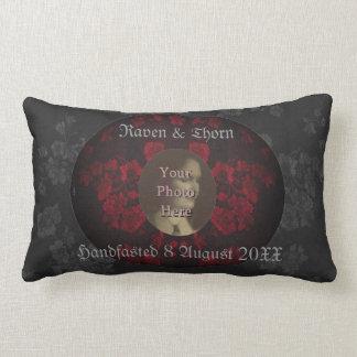 Eternal Handfasting/Wedding Suite Throw Pillows