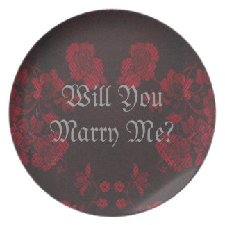 Eternal Handfasting/Wedding Suite Dinner Plates