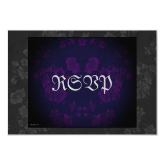 Eternal Handfasting/Wedding Suite Purple 2 Card