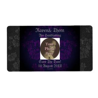 Eternal Handfasting/Wedding Suite Purple Label