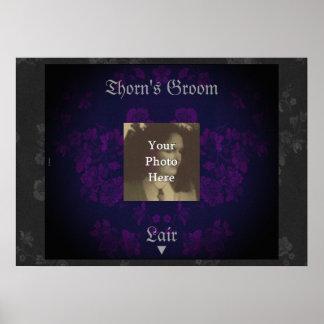 Eternal Handfasting/Wedding Suite Purple Poster