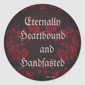 Eternal Handfasting/Wedding Suite Stickers