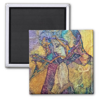 Eternal Hope 2 Inch Square Magnet