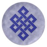 Eternal Knot Plate