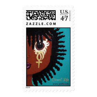 Eternal Life (Ankh) Stamps