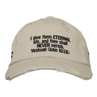 Eternal Life Hat