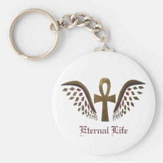 Eternal Life Keychain