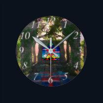 Eternal Light Easter Clocks