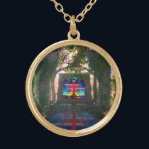 Eternal Light Easter Necklace