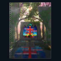 Eternal Light Easter Notebook