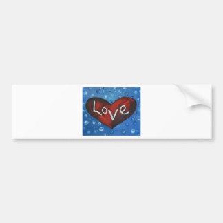 Eternal Love.JPG Bumper Sticker