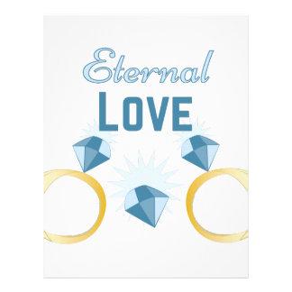Eternal Love Letterhead