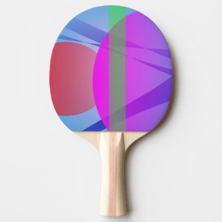 Eternal Love Ping-Pong Paddle