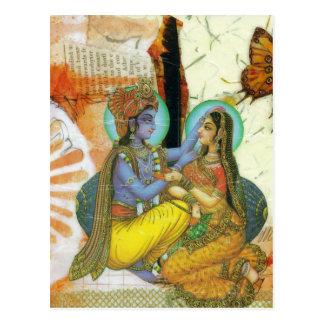 Eternal Love Postcard