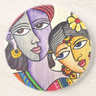Eternal Lovers -Radha Krishna Coaster