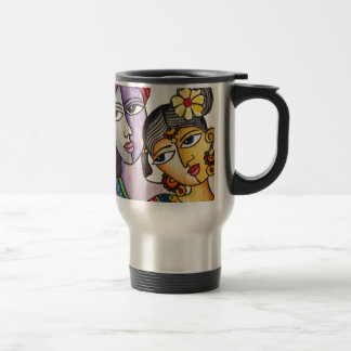 Eternal Lovers -Radha Krishna Coffee Mug