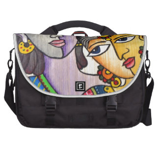 Eternal Lovers -Radha Krishna Commuter Bag