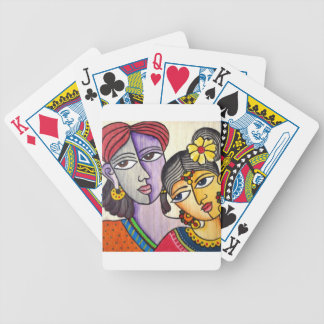 Eternal Lovers -Radha Krishna Deck Of Cards