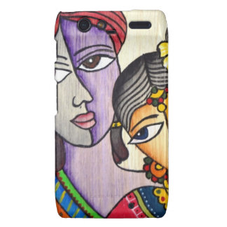 Eternal Lovers -Radha Krishna Droid RAZR Case
