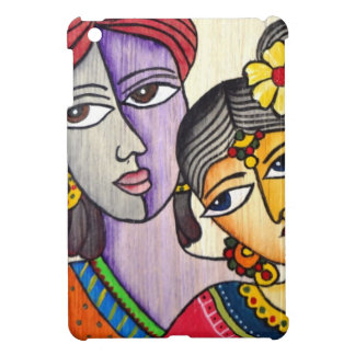 Eternal Lovers -Radha Krishna iPad Mini Cover