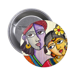 Eternal Lovers -Radha Krishna Pins