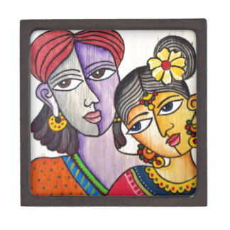 Eternal Lovers -Radha Krishna Premium Gift Box