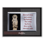 Eternal Rule - Buddha quote - art print