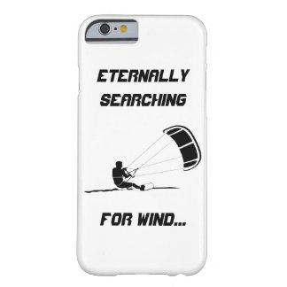Eternal Search Kite Surf iPhone Case