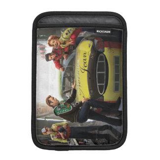 Eternal Speedway iPad Mini Sleeves