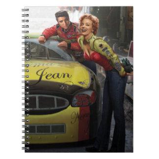 Eternal Speedway Notebook