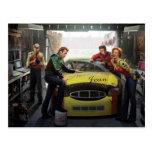 Eternal Speedway Postcard