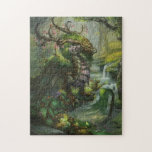 "Eternal Spring Dragons Puzzle<br><div class=""desc"">Be enchanted by the spring dragons!</div>"
