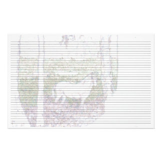 Eternal Spring Lined Stationery