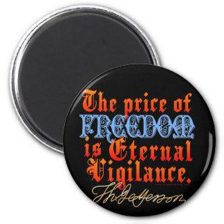 Eternal Vigilance 2 Inch Round Magnet