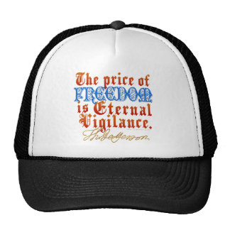 Eternal Vigilance Mesh Hat