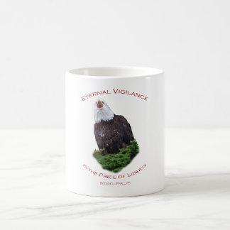 Eternal Vigilance is the Price of Freedom Coffee Mug