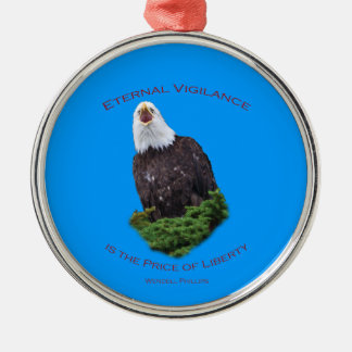 Eternal Vigilance Ornament
