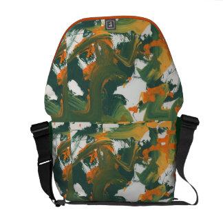 """""""Eternal Warrior"""" Messenger Bag"""