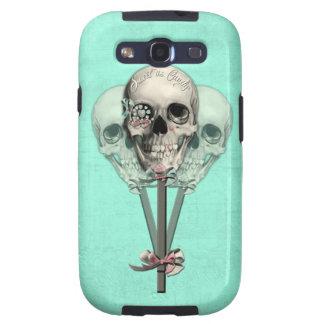 Eternally Sweet lollipop skull Galaxy S3 Covers