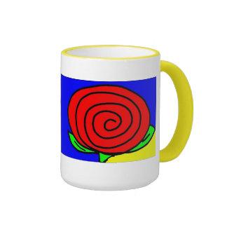 Eternidad subió taza de café